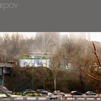 эскиз. ресторан в парке им. Т. Шевченко