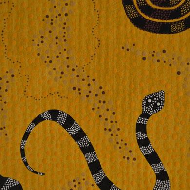 desert snakes (Detail)