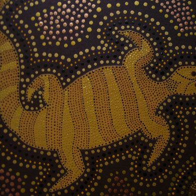 lizards (Detail)