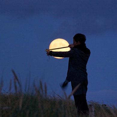 Medir la Luna