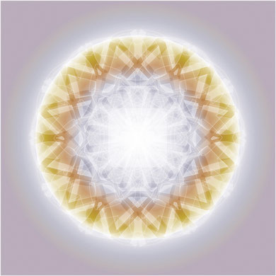 """Lebendiger Kristall, """"Eintanzen"""" © Susanne Barth (hier mit Kopierschutz)"""