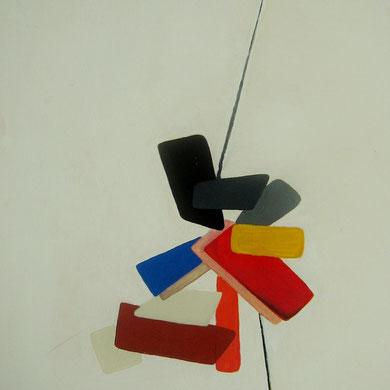 Acryl a. Lw.  70x50