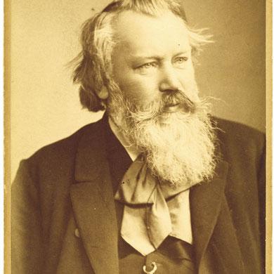 Johannes Brahms (1888)