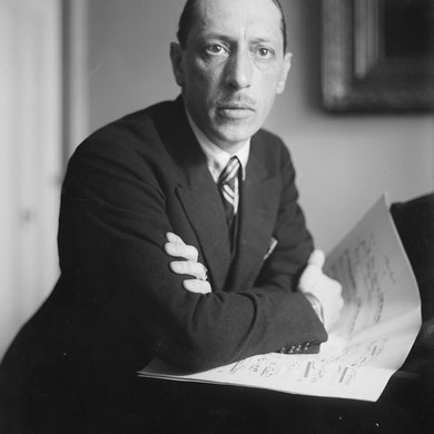 Ígor Fiódorovich Stravinski 1882-1971