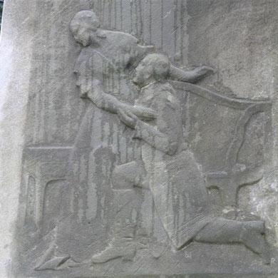 Monumento a Jules Massenet. Raoul Verlet. Jardin de Luxemburgo.