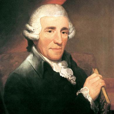 Retrato de Haydn por Thomas Hardy, 1792.