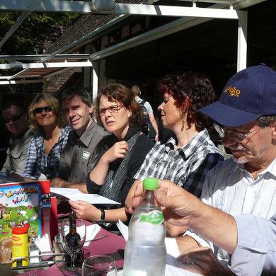 Mittagessen im Ballenberg