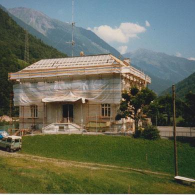 Gesamtrenovation Schulhaus