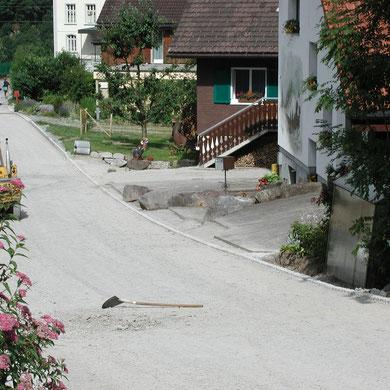 Sanierung Holderbodenstrasse