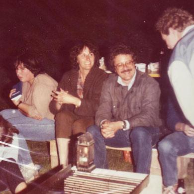 1985 Junifest Gäste