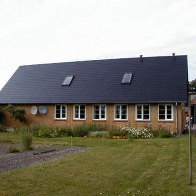 ... und mit Isonit-Dachbeschichtung