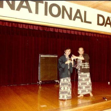 Beppe premiato come miglior distributore Matsushita National