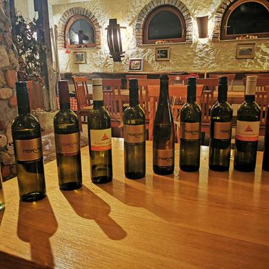 Tipp: Weinprobe bei Vinogradi Horvat