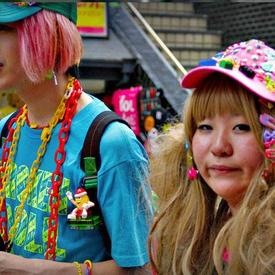 Harajuku Street Fashion, Tokyo. Japan 2013 © Sabrina Iovino | JustOneWayTicket.com