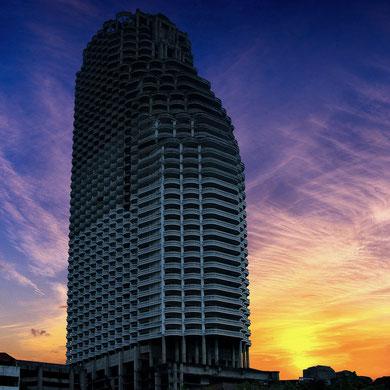 The Sathorn Unique Building © Sabrina Iovino   JustOneWayTicket.com