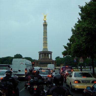 embouteillage et tourisme