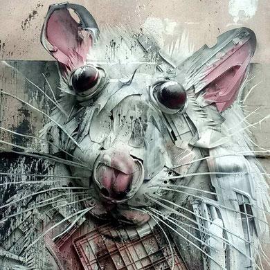 street-art-déchet-denonciation-écologie-bordalo2-mouse-souris-detail