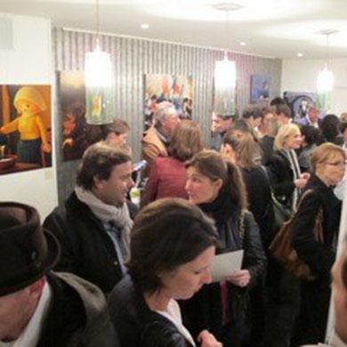 Parisian exhibition
