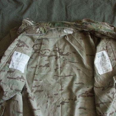 Operation Enduring Freedom Camouflage Pattern Ocp