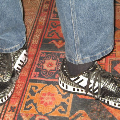 Gary Karr favourite shoes