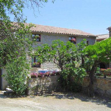 Gîte de charme en sud Ardèche