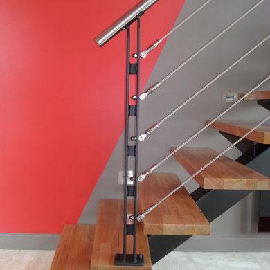 escalier de mézzanine