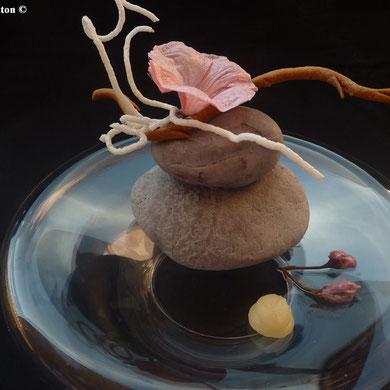 """""""L'Esprit Zen"""", le nouveau dessert de Nicolas Multon, fruit d'une inspiration autour du printemps japonais"""