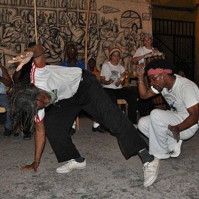 Mestre Pedrinho e Cobra Mansa, Rio de Janeiro