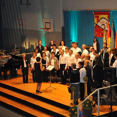 90 Jahre Jubiläum / Fahnenweihe - Mai 2012