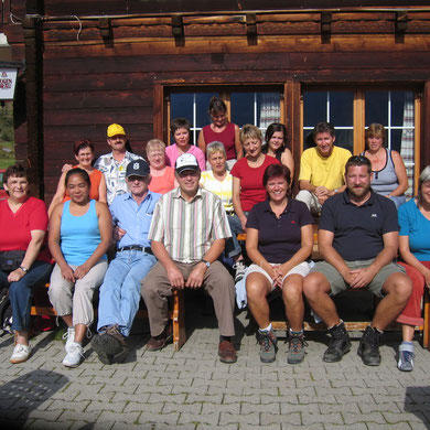 Vereinsreise Berner Oberland 2006