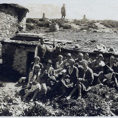 Ausflug Furka-Grimsel 1932