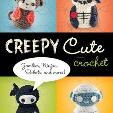 Creepy Cute Crotchet von Christen A. Haden