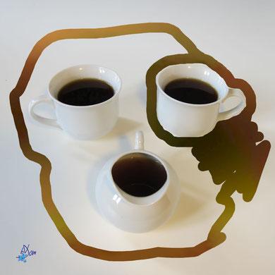 Coulée de café...