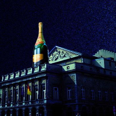 Champagne Demoiselle (VRANKEN à l'Opéra Royal de Wallonie)