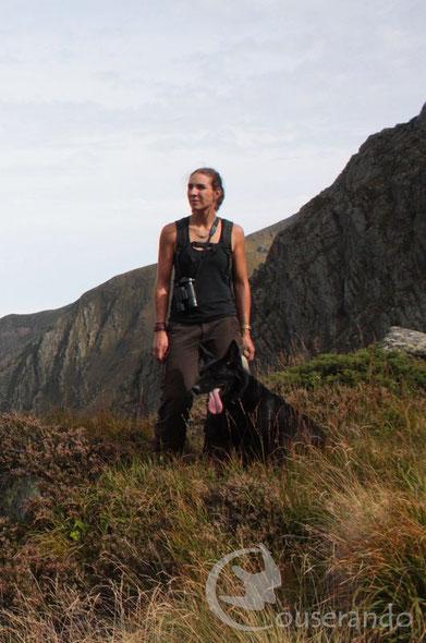 Doriane GAUTIER Accompagnatrice Moyenne Montagne Ariège