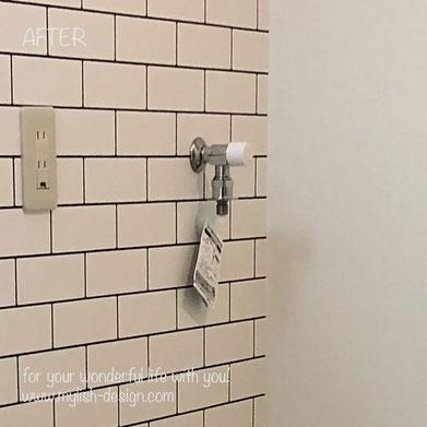 ウォーターハンマー防止水栓金物