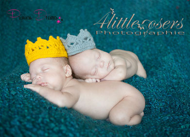 neugeborenen baby mädchen haarband baby Neugeborenenfotografie Fotoshooting baby Krönchen Häkel Strick Krone Props Babyfotografie Outfit RTS