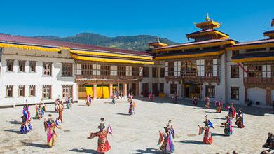 Die schönsten Bilder aus Bhutan