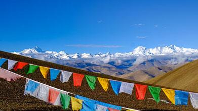 Die schönsten Bilder aus Tibet