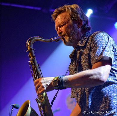Florian Egli, Saxophones