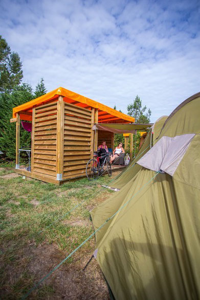 Pitch XL Glamping
