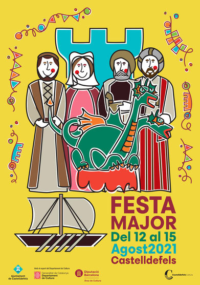 Festa Major de Castelldefels 2016