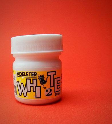 Deleter White