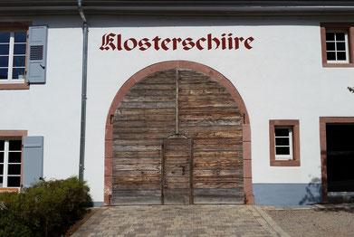 KliK - Kleinkunst in der Klosterschiire Oberried