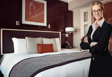 Diplôme de gouvernante d'hôtel