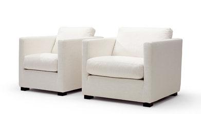 Love- seat- hoes fauteuil Emma Soho Company