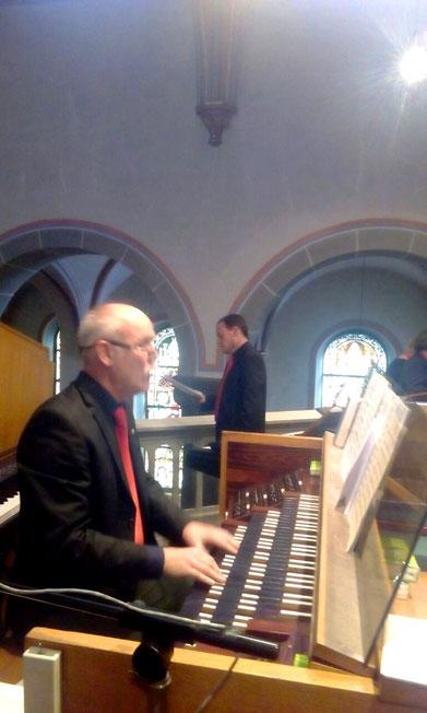 Burghochzeit Stolberg Solo Reinhold Daniel Rüttgers