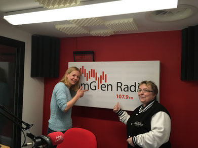 Susanne McCabe of Six Week Coaching, interviewed by Kim Jackson on Camglen Radio. Discussion: life coaching.