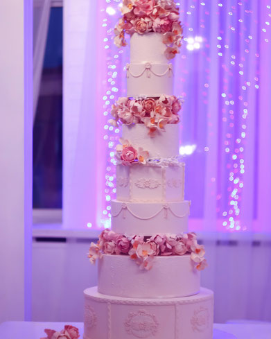 торт свадебный ростов