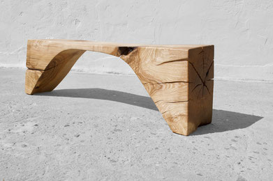 B1108 · Ash#bench#stool#console#sculpture##woodworking#interiordesign#woodsculptures#art#woodart#wooddesign#decorativewood#originalartwork#modernwoodsculpture#joergpietschmann#oldwood